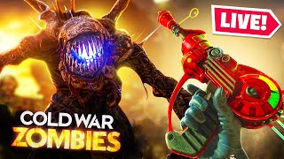 🔴 *NEW* COLD WAR ZOMBIES MAP - FIREBASE Z