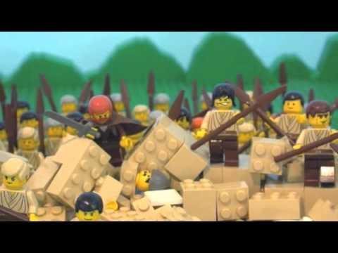 Lego The Taking Of Jericho Youtube
