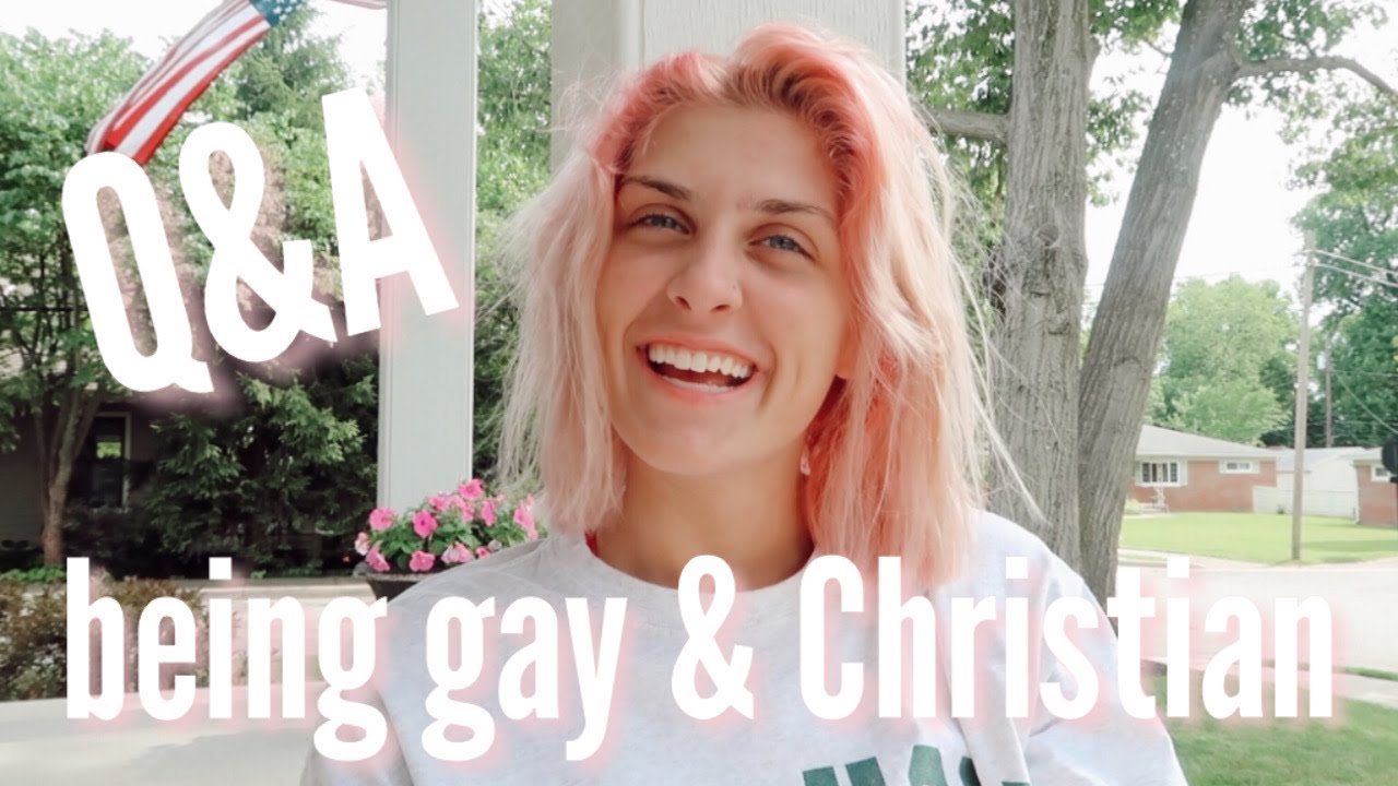 being gay & Christian | Q&A