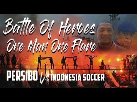 BATTLE OF HEROES || Persibo Bojonegoro Vs Indonesia Soccer || 2-1