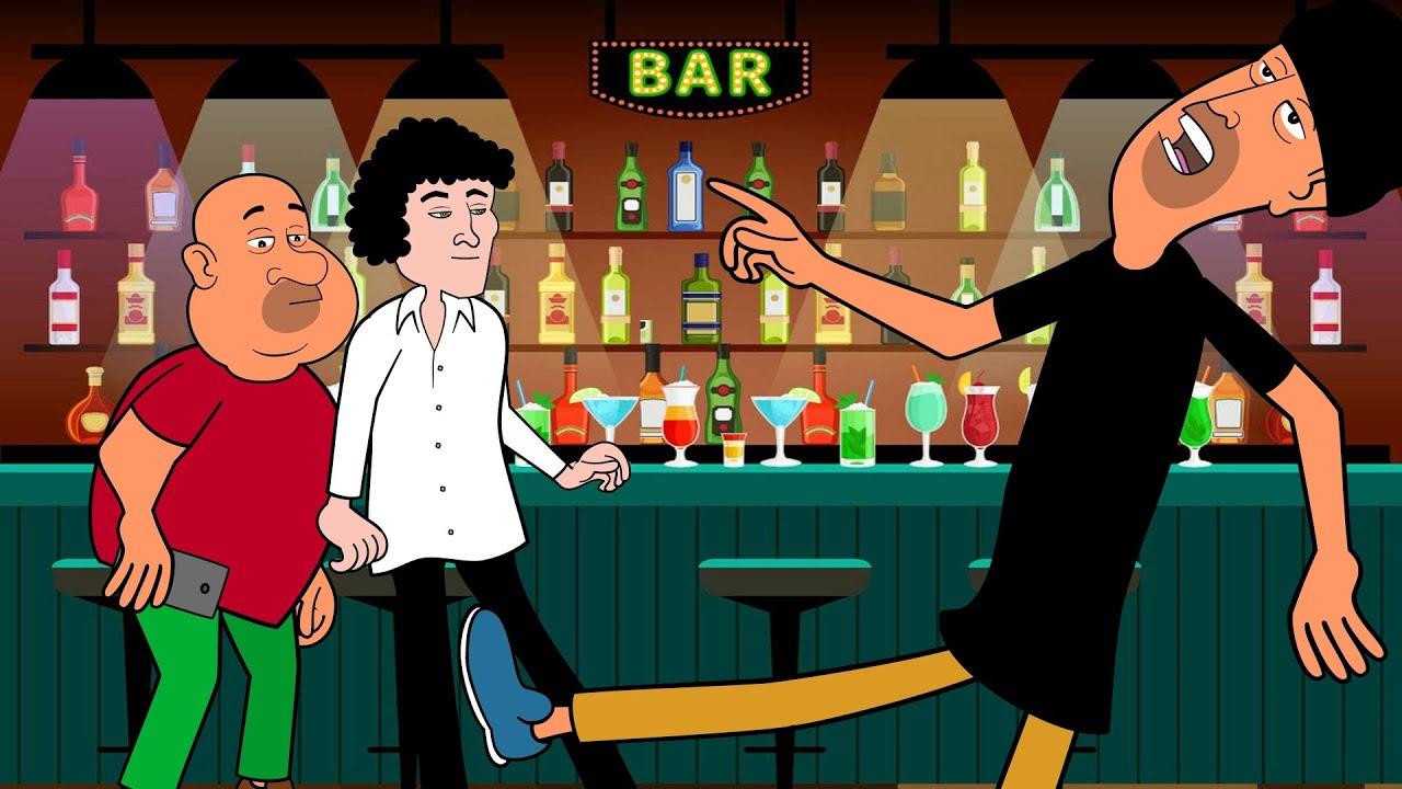Los amigos del bar