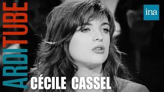 Interview biographie de Cecile Cassel - Archive INA
