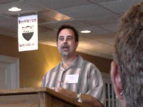 Jeff Graham, Executive Director, Georgia Equality speaks to PFLAG Atlanta Part 3