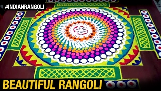 Indian Rangoli Viyoutube Com