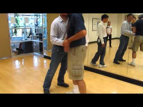How to Use TaiJi (Tai Chi) For Push Hand