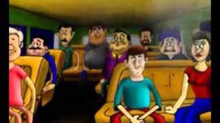հայկական մուլտֆիլմեր Ծխելը վնասակար է anti-smoking (haykakan multer)