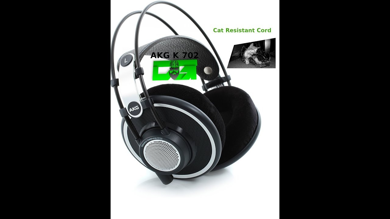 b0c8a597ca1 AKG K702 Reference Class HiFi Worthy Headphone Review - YouTube