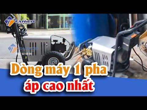 Máy Rửa Xe Cao áp điện 1 Pha Áp Lực Lớn Nhất Hiện Nay KL2600 | Công Ty TAHICO
