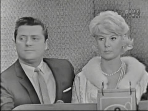 What's My Line? - Gordon & Sheila MacRae; Martin Gabel [panel] (Apr 16, 1961)