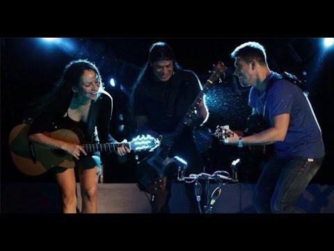 "Rodrigo y Gabriela w/Robert Trujillo - 8.17.14  - Red Rocks Amphitheatre - ""Metallica Medley"""