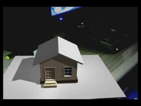 Ar-media + Cinema 4D-- em breve um tutorial! :D