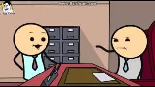 Прикол на работе