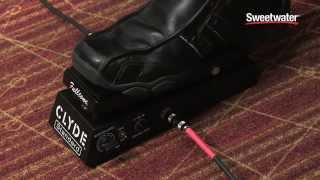 Fulltone Clyde Standard Wah Pedal Review - Sweetwater Sound