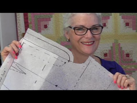 How to Make your Own Sewing Pattern Templates - YouTube