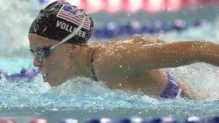 Gold Medalist Dana Vollmer