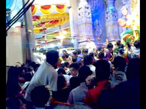 Lal Bagh Cha Raja 07092011 Travel Video