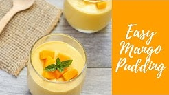 MANGO PUDDING RECIPE IN 2MINS/MANGO PUDDING/ RECIPE IN MALAYALAM/MRS MALABAR