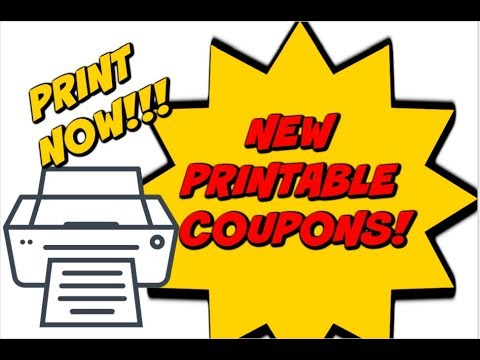 PRINT NOW   MUST PRINT NEW COUPONS   JOHNSON'S, COVERGIRL & MORE! 🔥