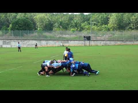 KLS vs VI 2nd Half - 2017 Allied Pickford Rugby 15, Epson College Malaysia