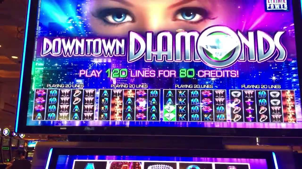 Downtown Slot Machine