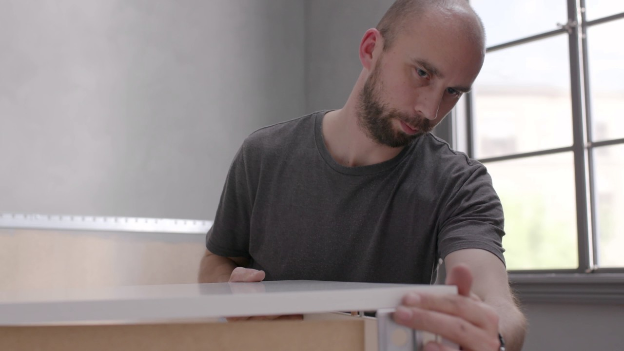 Ikea stylische kuche einbauen und installieren youtube for Küche einbauen