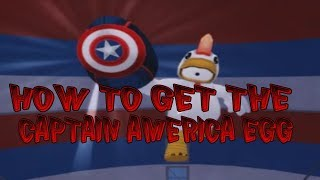 HOW TO GET THE CAPTAIN AMERICA EGG IN THE 2019 ROBLOX EGG HUNT