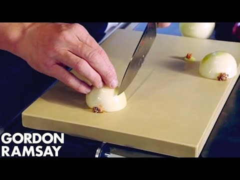 How To Master 5 Basic Cooking Skills - Gordon Ramsay