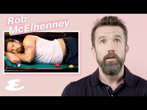 Rob McElhenney On Steroids And Dad Bods  | In Or Out | Esquire