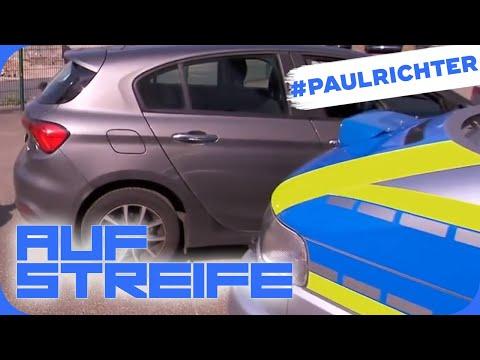 Unfall mit Streifenwagen: Wer ist ins Polizeiauto gerast? | #PaulRichterTag | Auf Streife | SAT.1