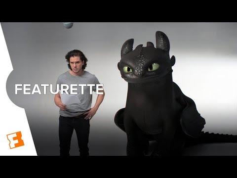 C�mo Entrenar a tu Drag�n - Audici�n de Chimuelo (ft. Kit Harrington)