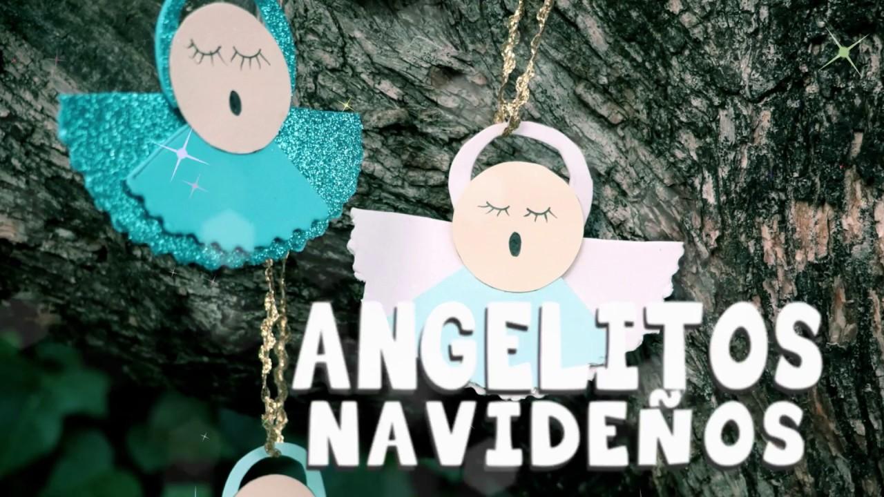 Imagenes De Angelitos Navidenos.Angelitos Navidenos