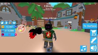 THE FOU TUEUR /ROBLOX/[MAGIC]MINING SIMULATOR #1
