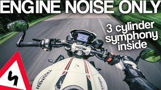 Getting to know the Triumph Speed Triple RS [RAW Onboard]