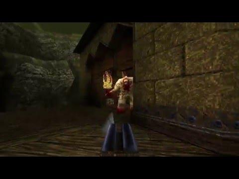 Quake: Arcane Dimensions - ad_swampy (100% Nightmare)