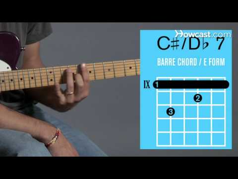 how-to-play-a-c-♯-7-/-d♭-7-barre-chord- -guitar-lessons
