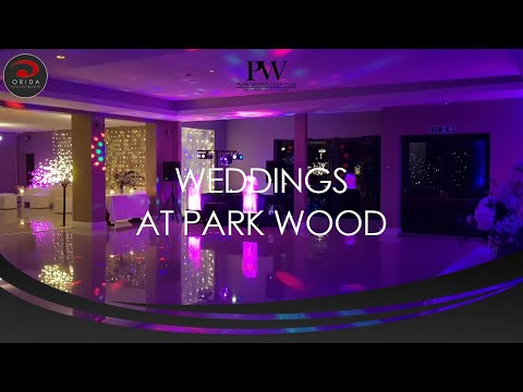 Weddings at Park Wood Golf Club