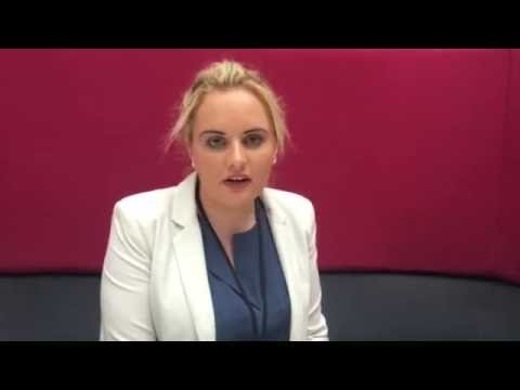 Siobhan Ryan - PwC Summer Intern Introduction