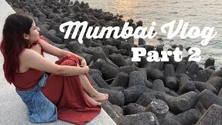 Exploring Colaba Causeway   Mumbai Vlog Pt. 2
