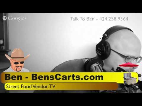 113 - Hot Dog Vendor Radio Live
