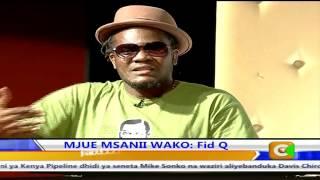 Mjue Msanii Wako: Fid Q