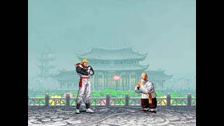 [Mugen] Fateful Battle #9: Andy vs Tung