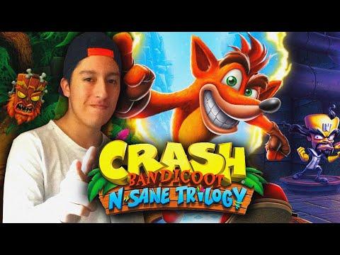Critica a Crash Bandicoot: N. Sane Trilogy - Review/Opinión/Reseña
