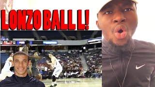 """Lonzo Ball's LAST High School Game! Chino Hills v De La Salle"" REACTION"