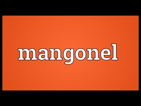 Header of mangonel