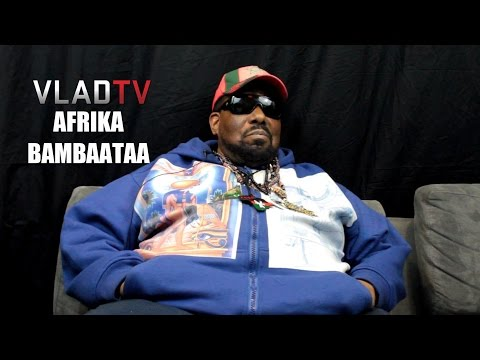 Afrika Bambaataa on James Brown, Sampling and Hip Hop Today