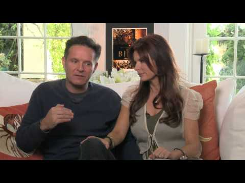 "Mark Burnett & Roma Downey on why they created ""The Bible"""