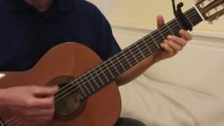 """Hướng Dẫn Guitar Solo Đoạn Dạo Đầu (Intro.) Bài """"ĐÊM NẰM MƠ PHỐ"""""""
