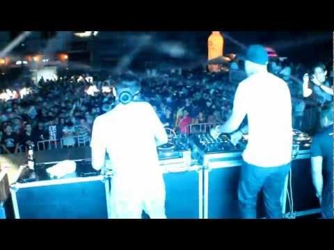 FILO AND PERI @CIUDAD DE PANAMA - INSOMNIA FEST PARTY 2012 - P1
