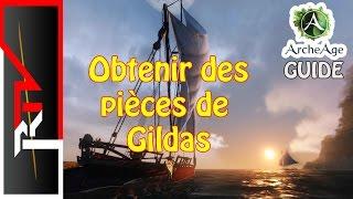 Archeage guide - Obtenir des étoiles de Gildas