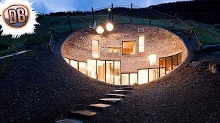 10 Unbelievable Underground Homes
